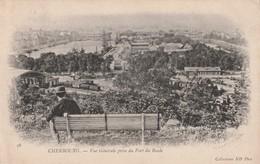 50 Cherbourg. Vue Générale Prise Du Fort Du Roule - Cherbourg