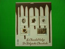 Blok**206** Belgische Chocolade ** Postfris** - Blocks & Sheetlets 1962-....