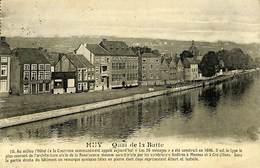 026 481- CPA - Belgique - Huy - Quai De La Batte - Huy