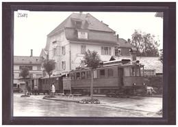 FORMAT 10x15cm - NYON-ST CERGUE-MOREZ ( NStCM ) - CARTE BVA REPRO ANNEES 70 - TRAIN - BAHN - No 226.1 - TB - VD Vaud