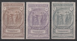 ITALIE - N°140/2 * (1923) Chemises Noires - Mint/hinged