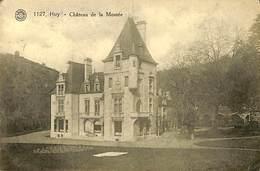 026 482- CPA - Belgique - Huy - Château De La Mostée - Huy