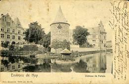 026 483- CPA - Belgique - Huy - Château De Fallais - Huy