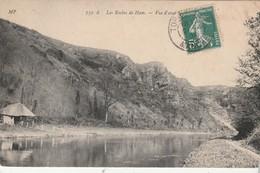 50 Cherbourg. Lot De 2 Cp. Le Canal Et Les Roches De Ham - Cherbourg