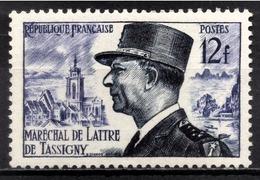 FRANCE 1954 -  Y.T. N° 982 - NEUF** - Frankreich