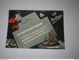 MCJ18 *  En Bretagne ( Télégramme Chalutier  Bateau  ( éditions Jean Audierne éditeur N° 10251 - Autres Communes