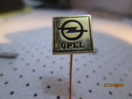 OPEL Pin - Opel