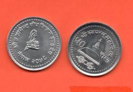 NEPAL -  50 Paisa  KM1072 - Nepal