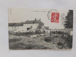 Antilly ( La Clergie-Ferme) Le 20 08 1909 Moselle France - France