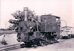 Deutschesbahn, Poméranie Occidentale, Kleinbahn Greifswald-Wolgast, Lok Union, Photo 1934 BVA KGW 606.7 - Trenes