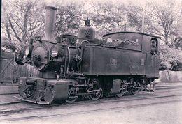 Deutschesbahn, Poméranie Occidentale, Franzburger Kreisbahn, Lok Vulkan, Photo 1934 BVA FKB 606.9 - Treinen