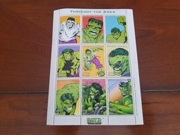 Through The Age Hulk  1998 Marvel Madagascar - Stripsverhalen