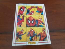 Through The Age Spiderman  1998 Marvel Madagascar - Stripsverhalen