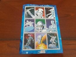 Through The Age Silver Surfer 1998 Marvel Madagascar - Stripsverhalen