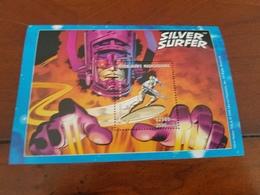 E Silver Surfer 1998 Marvel Madagascar - Stripsverhalen