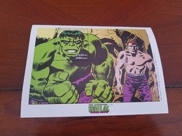 The Incredible Hulk  1998 Marvel Madagascar - Stripsverhalen