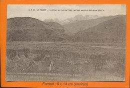 LE TOUVET - Le Vivier - Rives De L'Isère - Massif De Belledonne (12695) - France