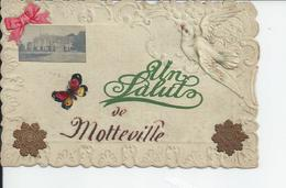 MOTTEVILLE   Un Salut 1908 - France