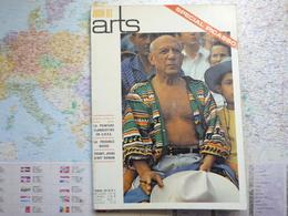 Jardin Des Arts N°200-201 Juillet-Août 1971 Spécial Picasso - Livres, BD, Revues