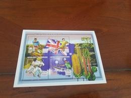 XXVII Eme Jeux Olympiques D'été A Sydney  Madagascar Flore - Verano 2000: Sydney