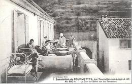 06     Tourettes Sur Loup         Sanatorium De Courmettfs - France
