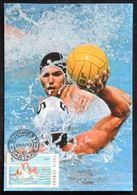 Carte Maximum – Water-Polo, Sport, Bucarest - Water Polo