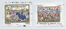 France   2014    Oblitérés - Francia
