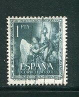 ESPAGNE- P.A Y&T N°255- Oblitéré - Posta Aerea