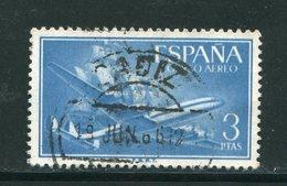 ESPAGNE- P.A Y&T N°272- Oblitéré - Posta Aerea