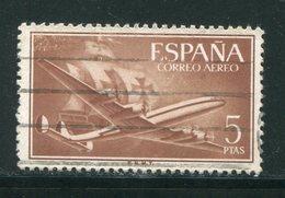 ESPAGNE- P.A Y&T N°274- Oblitéré - Posta Aerea