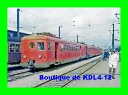 AL 507 - Automotrices Z 3800 En Gare - CHARTRES - Eure Et Loir - SNCF - Eisenbahnen