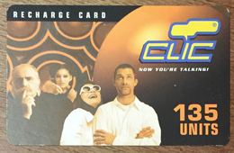LIBAN CLIC DE CELLIS RECHARGE GSM 135U EXP 09/01/2006 PHONECARD PAS TELECARTE CARTE TÉLÉPHONIQUE PRÉPAYÉE - Liban