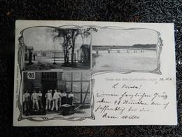 Gruss Aus Dem Lockstedter Lager, 1905  (R9) - Hohenlockstedt