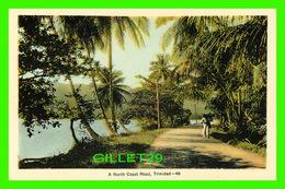 TRINIDAD & TOBAGO - A NORTH COAST ROAD - ANIMATED -  DOMINION CREST - PECO - - Trinidad