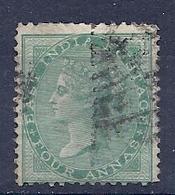 200034593  INDIA   YVERT  Nº  23 - 1858-79 Compañia Británica Y Gobierno De La Reina