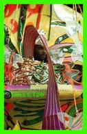 TRINIDAD & TOBAGO - CARNIVAL MAS' PLAYER - SYNCOLOR POST CARD - - Trinidad