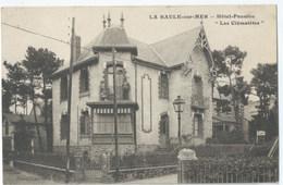 44 - LA BAULE - LES CLEMATITES - HOTEL PENSION - La Baule-Escoublac