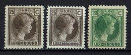 1927 // Mi. 187/188 * Lot - Neufs