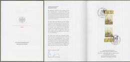 """Bund: Minister Card - Ministerkarte Typ VII , Mi-Nr. 3411 ESST: """" Umweltschutz - Biologische Vielfalt """" Albrecht Dürer X - Covers & Documents"""