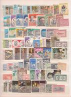 Lot Timbres Panama ( 119 ) - Verzamelingen (in Albums)
