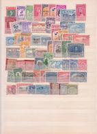 Lot Timbres Panama ( 120 ) - Verzamelingen (in Albums)