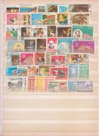 Lot Timbres Panama ( 121 ) - Verzamelingen (in Albums)