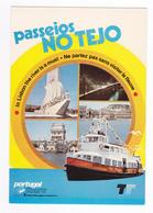 Portugal Tours Passeios Notejo Lisbon Bateau Porto Brandao VOIR DOS - Lisboa