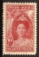 Suriname NVPH Nr 105 Postfris/MNH Regeringsjubileum Koningin Wilhelmina 1923 - Surinam ... - 1975
