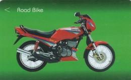 *SINGAPORE - 103SIGC* - Scheda Usata - Motorräder