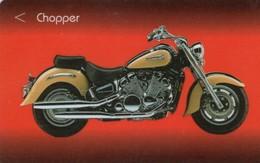*SINGAPORE - 103SIGD* - Scheda Usata - Motorräder