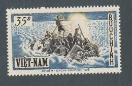 VIET NAM DU SUD - N°YT 36 NEUF* AVEC CHARNIERE - 1955 - Viêt-Nam