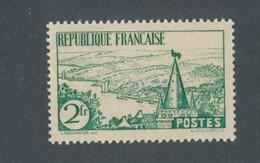FRANCE - N°YT 301 NEUF** SANS CHARNIERE - 1935 - France