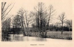 CPA - 18 - CHAROST - L'Arnon - France