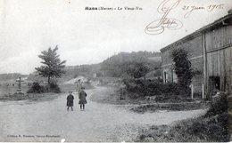CPA - 51 - HANS - Le Vieux-Vin - Autres Communes